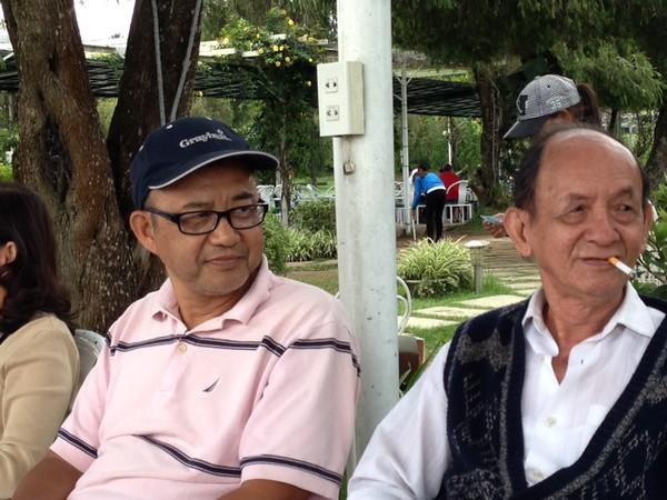 Nguyễn Hoàng Sơn, Thầy Phạm Văn An