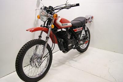 1972 Suzuki TS400