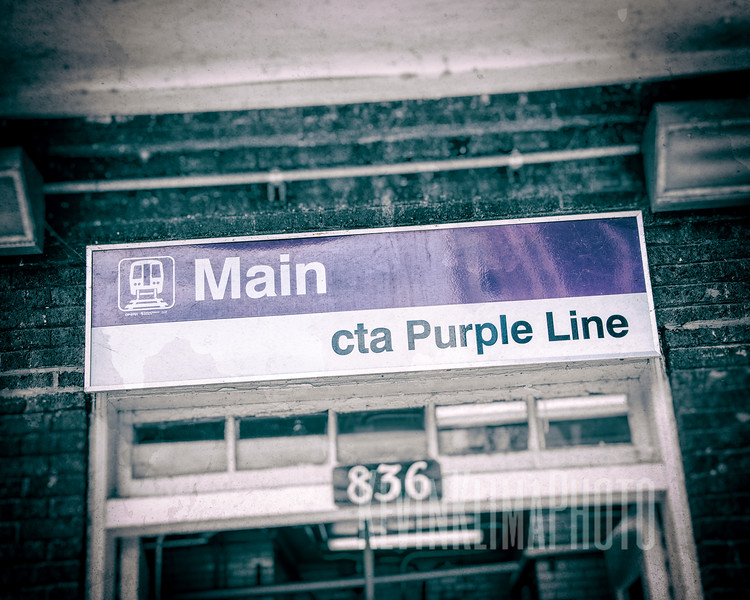 Main - CTA Purple Line