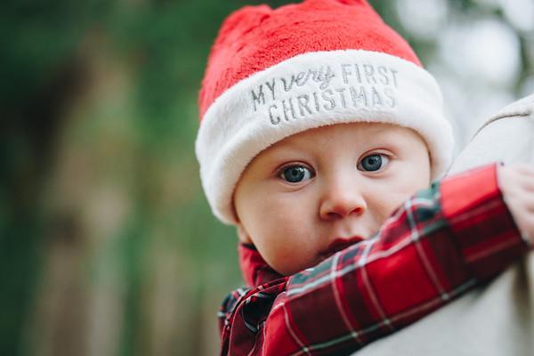Holiday Family Photos - Web Size