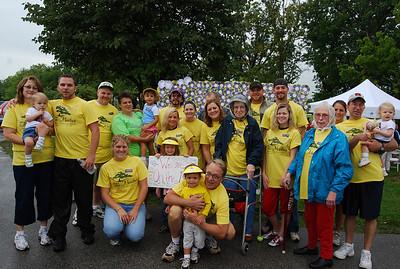 Benton County Memory Walk 2008