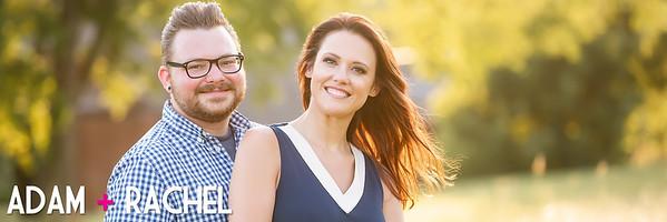 Adam + Rachel