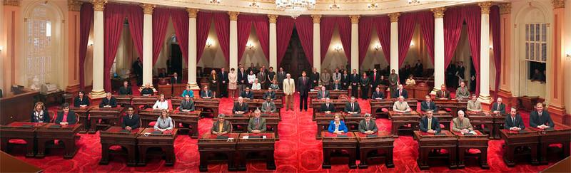 Senate Photograph