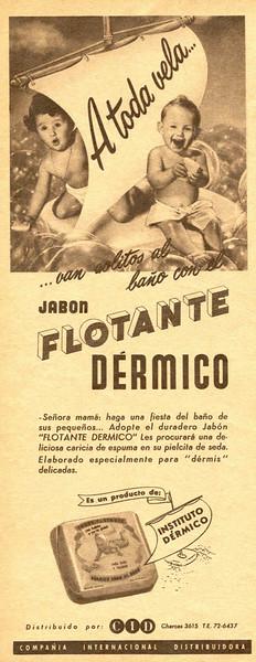 Flotante soap