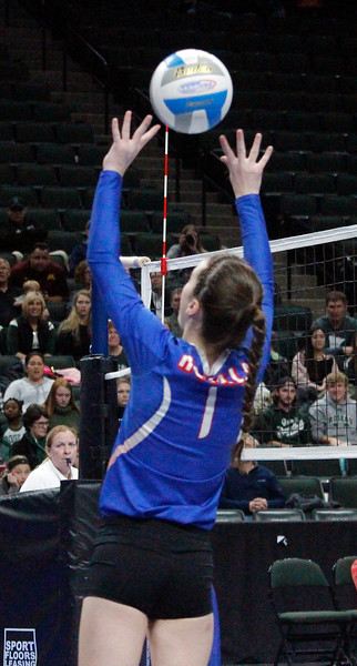 Watertown-Mayer State Volleyball