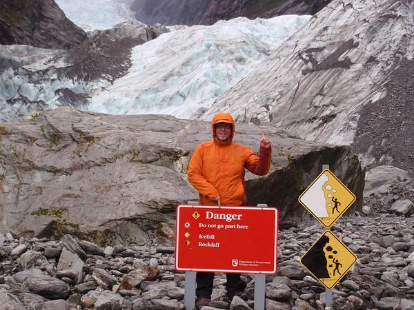 South Island: Warbirds over Wanaka, West Coast, Fox and Franz-Josef Glaciers