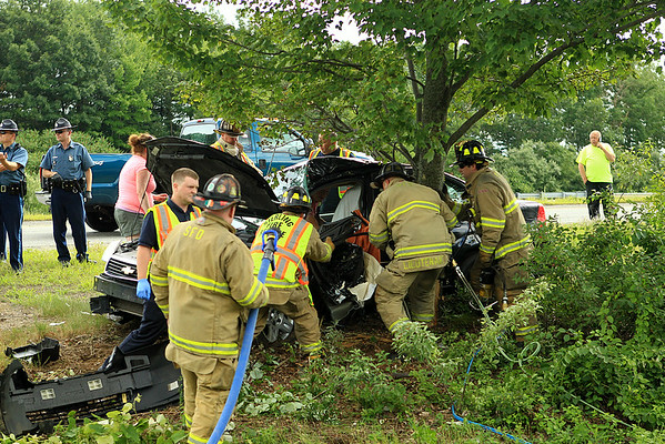 Sterling MVA - July 16 2014 1 trapped