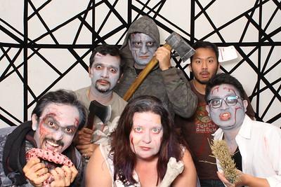 Zuora Halloween Party