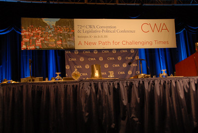 72nd CWA Convention & Legislative Political Conference