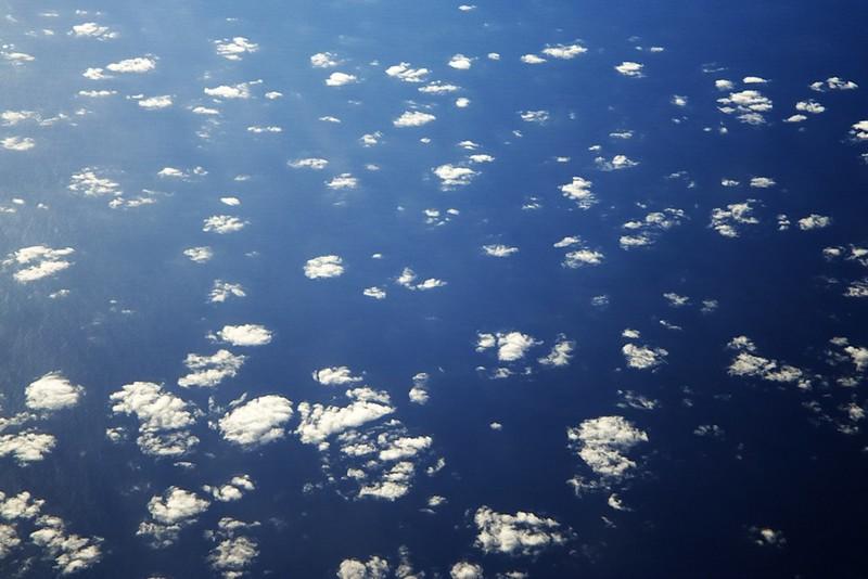 Cumuly nad Atlantikem