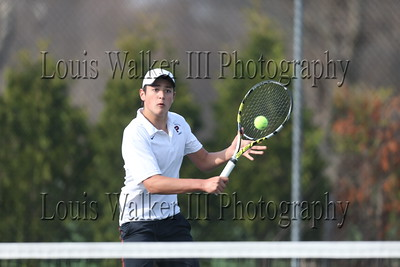 Tennis - Prep School 2015