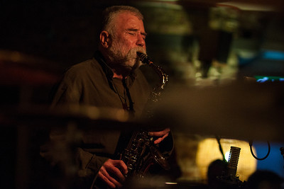 2012.03.28 : Broetzmann, Noble & Edwards live at Cafe OTO