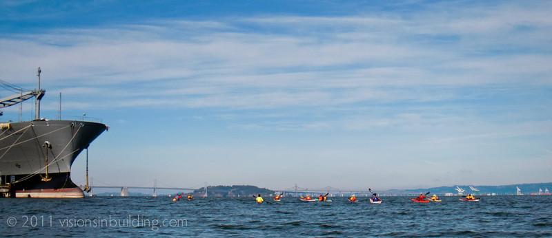 back to normal kayaking shots