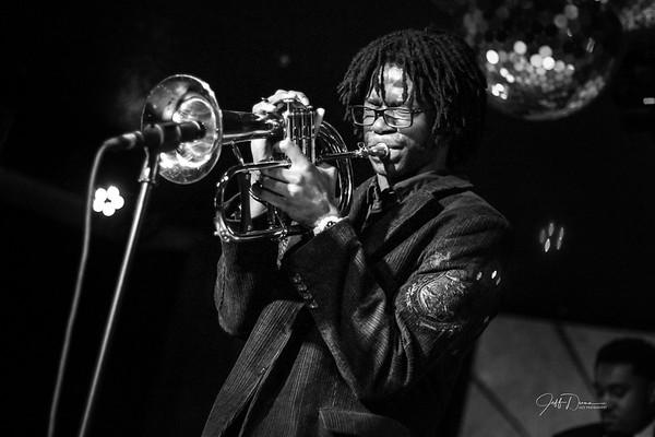 Trunino Lowe Quartet @ Cliff Bell's - 2-5-2019
