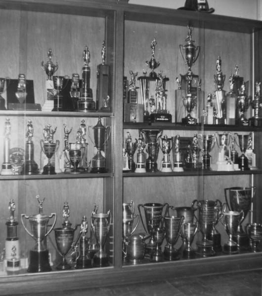 Trophy Case (in fire house)