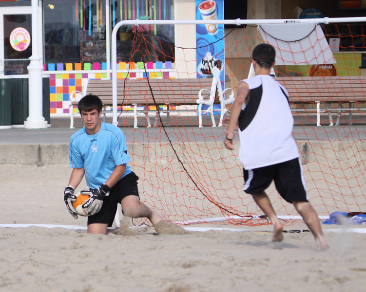Ocean City Beach Tournament - Game 1