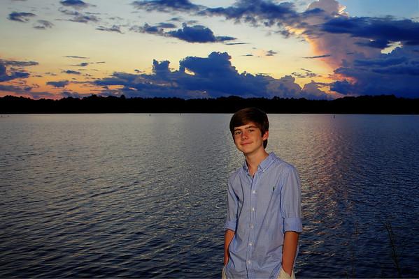 Nathan 7/8/13 Lake Serene