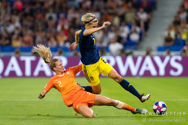 Netherlands vs Sweden 7-3-2019