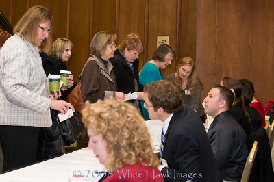 2008 Nurse of the Year Event