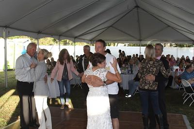 Lisa & Jimmie Stewart Wedding - Oct 13, 2018