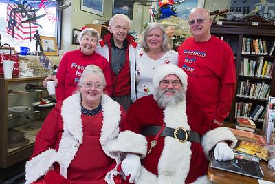 2017 Dec Santa