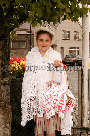 Jessica Moody from Newry at Markethill fair day, 07W35N62