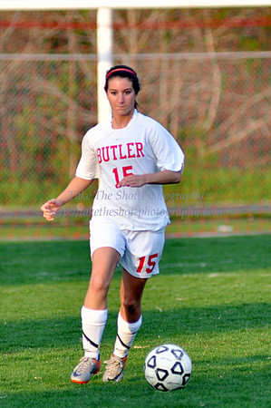 2011-03-22 BHS Women's Soccer VS East Meck