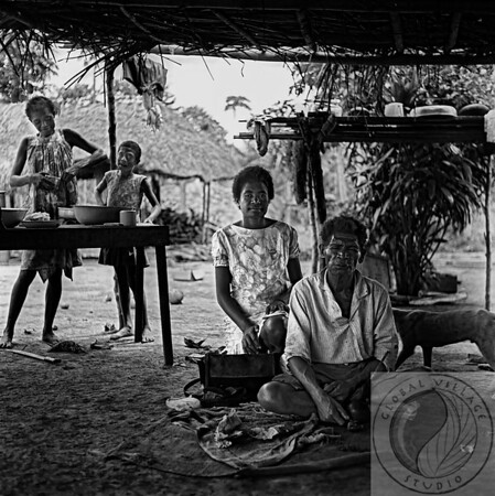 Lexington Kentucky Photographer John Lynner Peterson - Papua New Guinea Familes