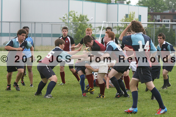 Beaconsfield High Midget Rugby May 25 2012