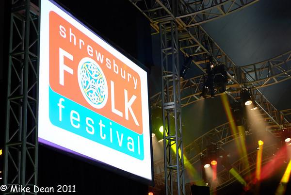 Shrewsbury Folk Festival 2011