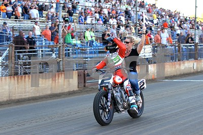 Springfield Mile Notes, Sept. 4, 2016