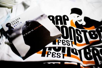 RAP MONSTERS FESTIVAL 2015