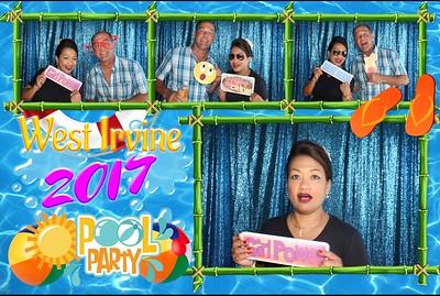 7-23-17 Pool Party Irvine