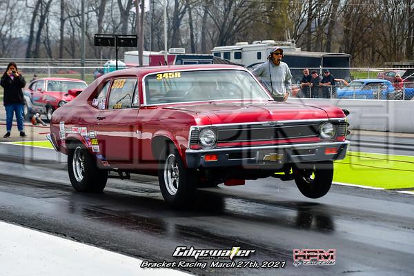 Bracket Racing - March 27th, 2021