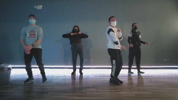 Sam - Choreo Class 1-11