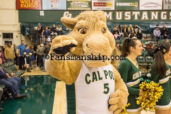 Cal Poly vs. UC Davis 02/28/2015