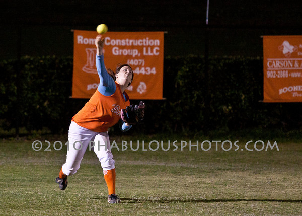 Timber Creek @ Boone Varsity Softball - 10