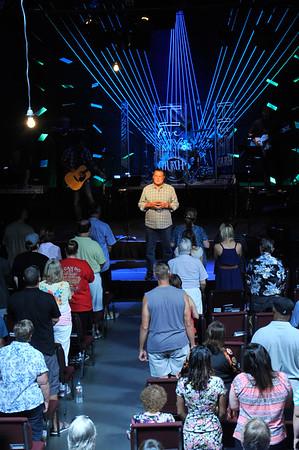 "September Church Service ""I Love My Church"""