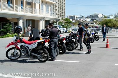 20140713 Okinawa City Safety Ride