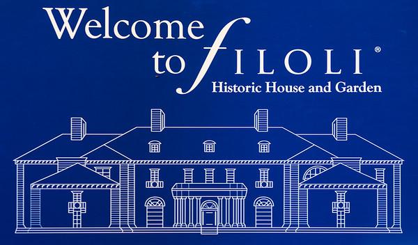 San Jose--Filoli House and Gardens