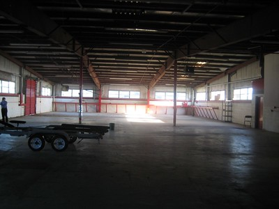Warehouse Space-River Road