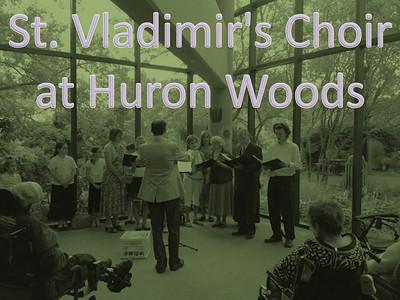 St. Vladimir's Choir at Huron Woods