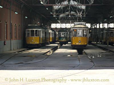 Lisbon Carris Tramway Museum