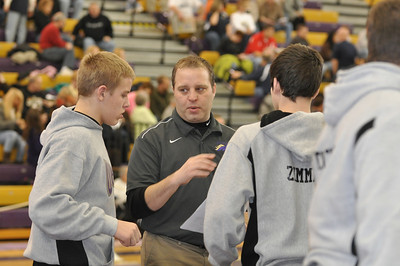 2012 Wrestling Sections