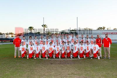 Boys Varsity Lacrosse - 2015