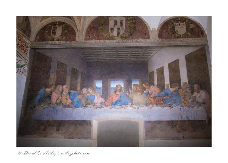 "Da Vinci's ""Last Supper"", Milan, Italy"