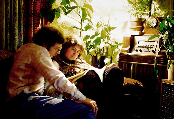 David and Janice, 609 W Madison, Nov. 1979