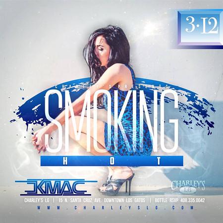 2015-3-12 Smoking Hot With DJ KMAC