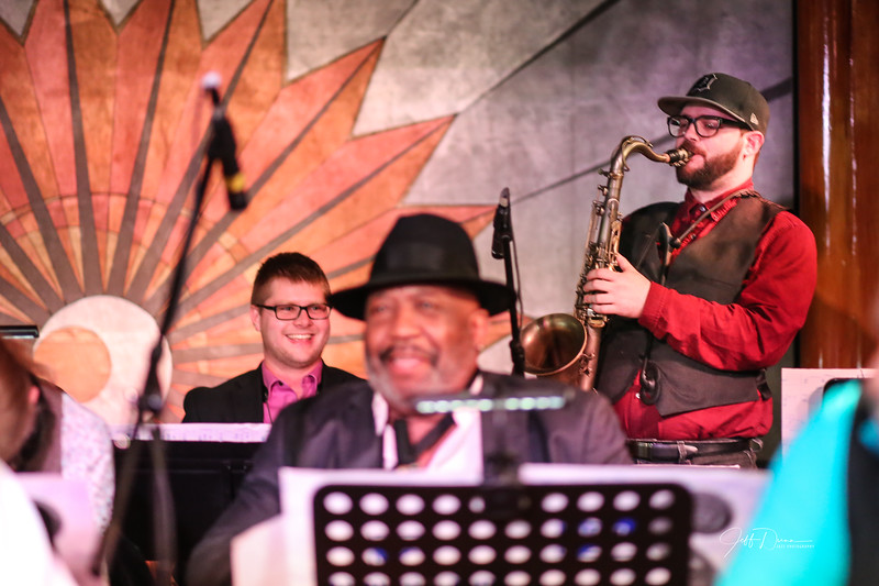 Dr. Prof. Leonard King Orchestra - Cliff Bell's 10-23-2019