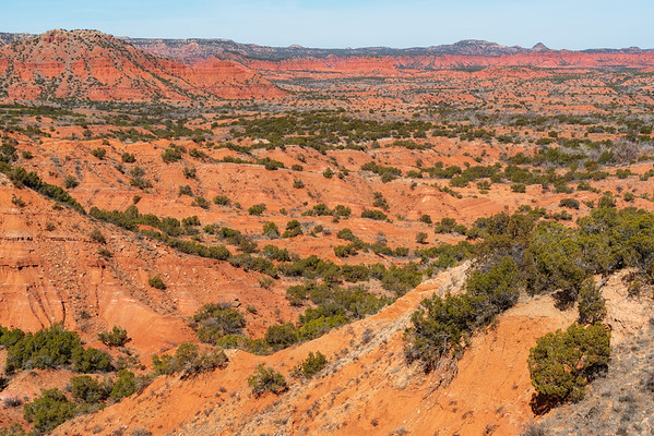 Caprock Canyons State Park and Trailway